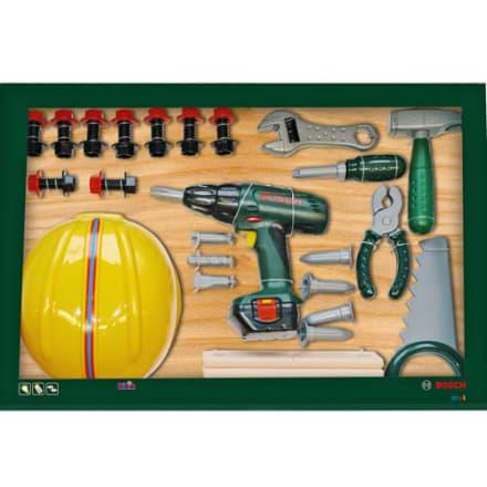 Med masser af værktøj til den lille gør-det-selv mester