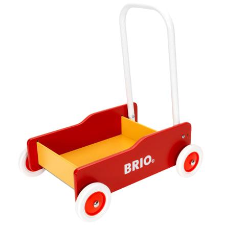 Klassisk gåvogn med justerbar bremse