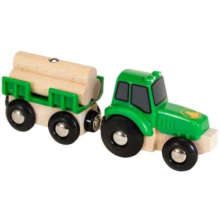 Hjælp med at transportere træstrammerne