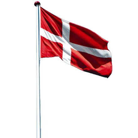 Inkl. spændebeslag, flag og vimpel