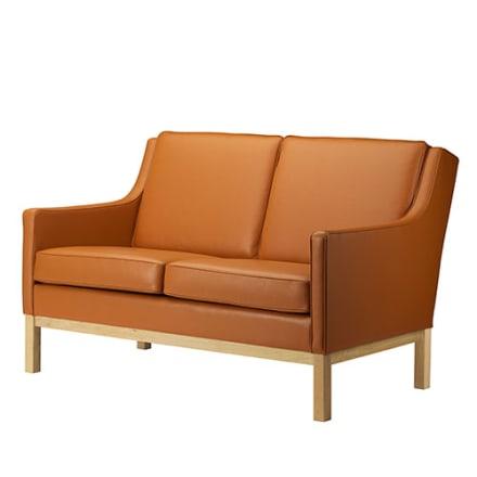 FDB Møbler - Klassisk lædersofa designet i 1967
