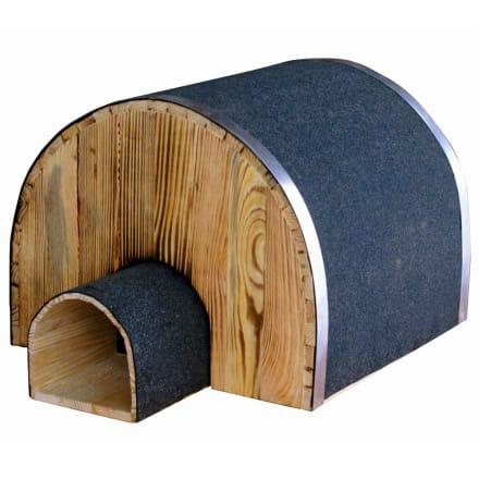 H 40 x B 40 cm - Skab trygge rammer til havens pindsvin
