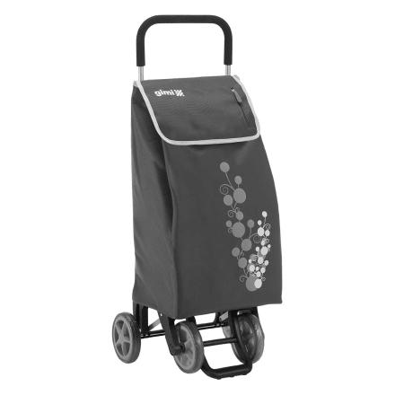 Taske på hele 56 liter - 4 hjul for ekstra stabilitet