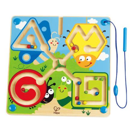 Udvikler barnets finmotorik og øje/håndkoordination