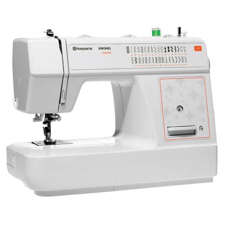 32 sømme - God allround symaskine