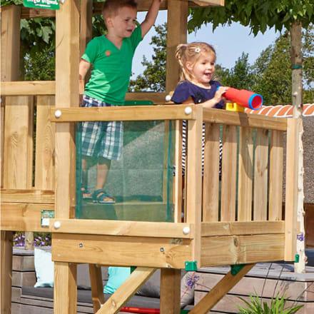 Balkonmodul til udbygning af Jungle Gym legetårne