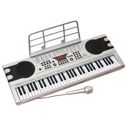 75 x 29 cm - Spil, komponer, optag, afspil og syng i mikrofonen
