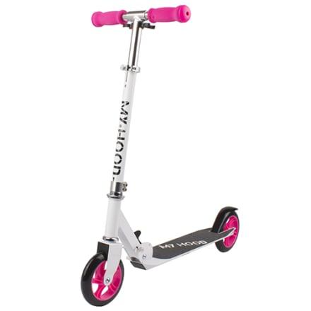 Sejt løbehjul med smart foldemekanisme - Velegnet til mindre børn