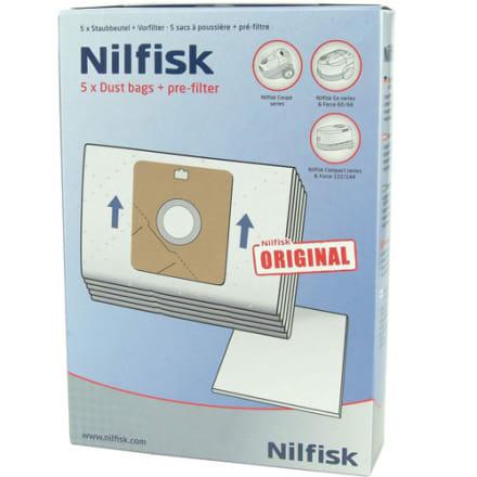 Passer til Nilfisk Coupé og Neo