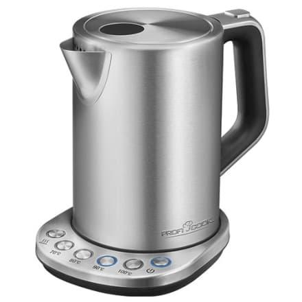 1,5 liter - 4 temperaturindstillinger og holde varm-funktion