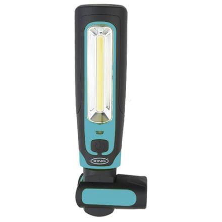 Genopladelig og fleksibel lampe med 250 Lumens