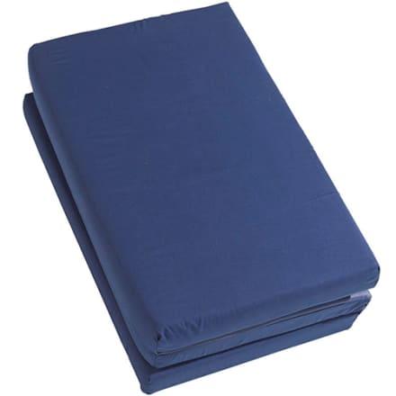 60 x 120 x 5,5 cm - Blød madras til rejsesengen - Nem at have med