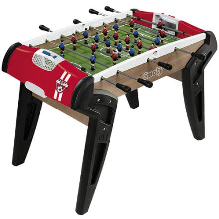 Klassisk fodboldbord med ergonomiske håndtag