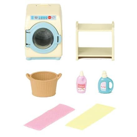 Inkl. det nødvendige tilbehør, så du kan vaske tøj