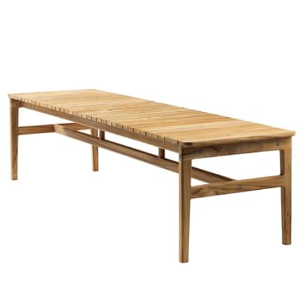 FDB Møbler - Et eksklusivt havemøbel i teak