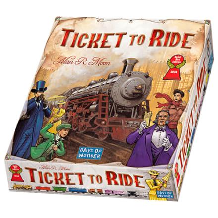 Sjovt strategispil, hvor du skal bygge jernbanestrækninger