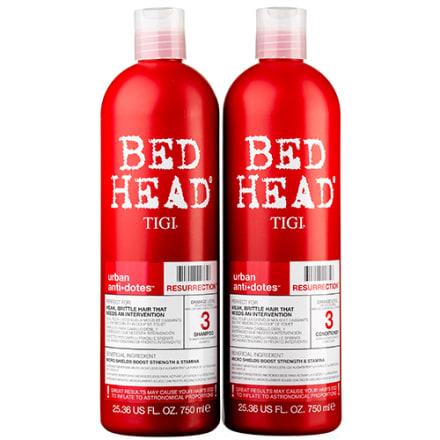 Shampoo og balsam til tørt hår
