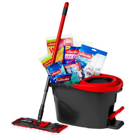 Alt hvad du har brug for til perfekt rengøring
