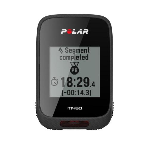 Polar cykelcomputer med GPS - M460 | Cykelcomputere
