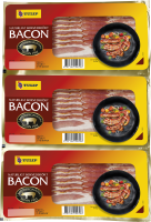 Bacon 3-Pack/Tärnat