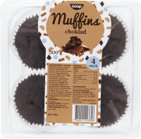 Muffins 4-pack