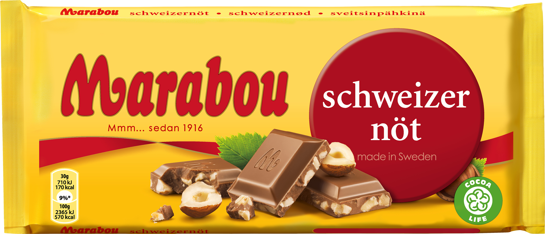 vad kostar marabou choklad