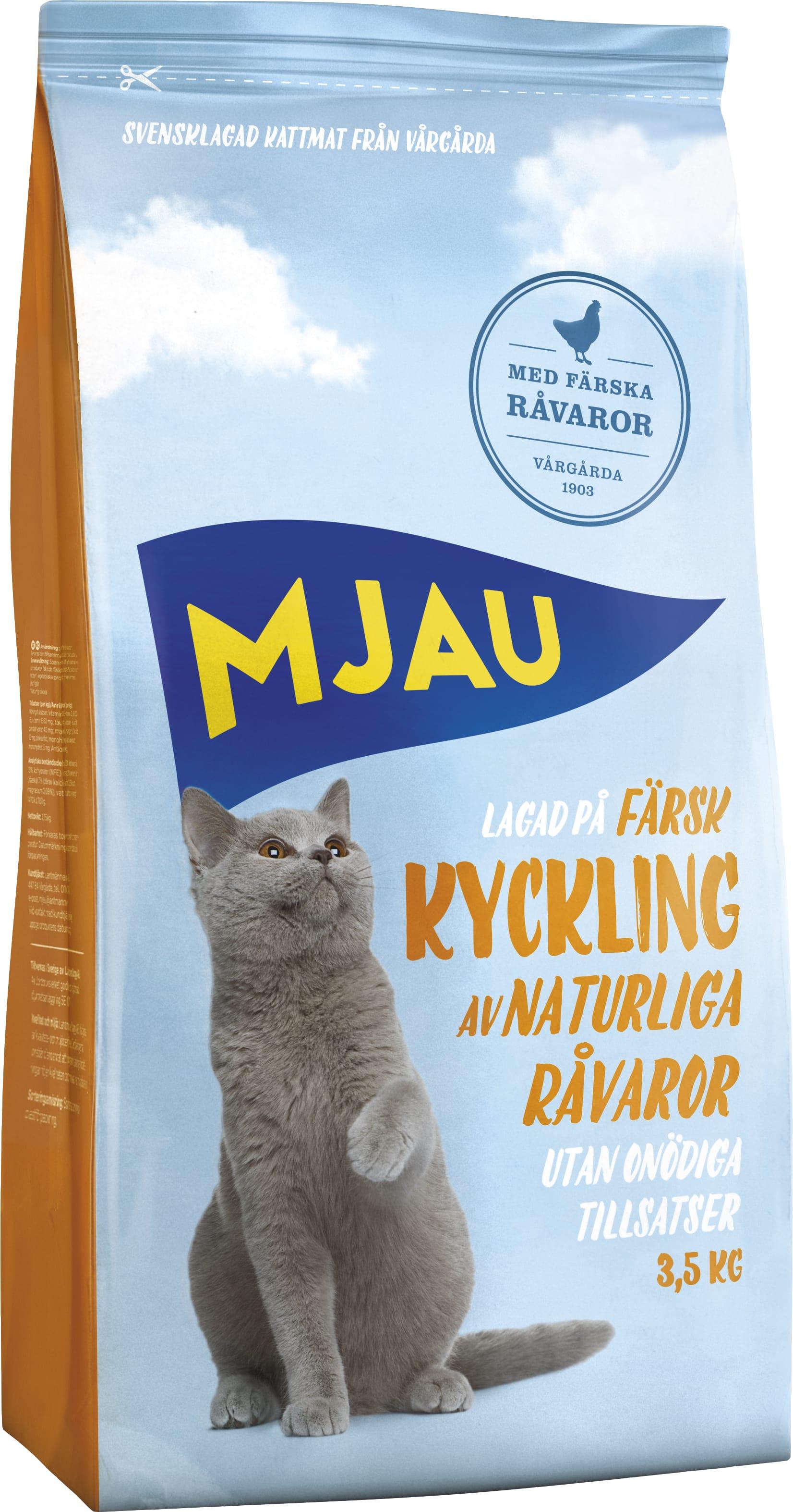 kattmjölk till kattunge