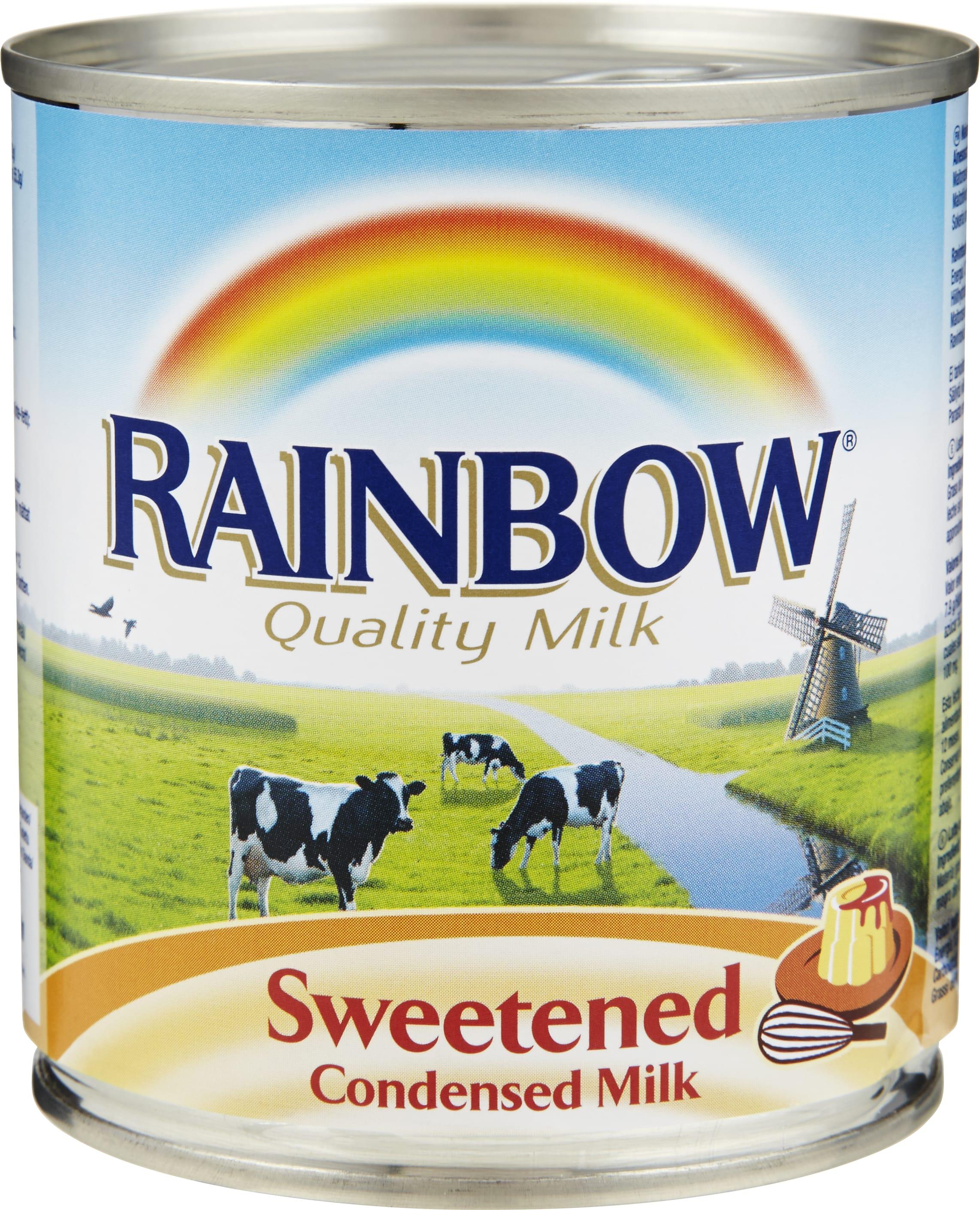 mjölkfri kondenserad mjölk