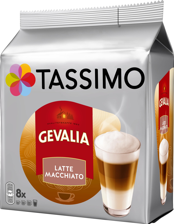 billiga kaffekapslar tassimo