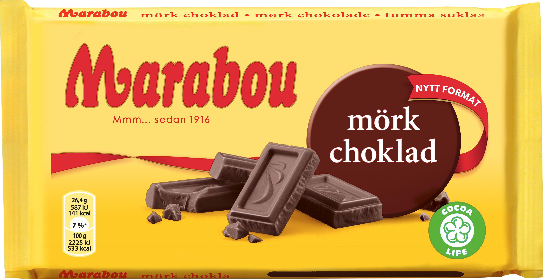 marabou mjölkchoklad näringsvärde
