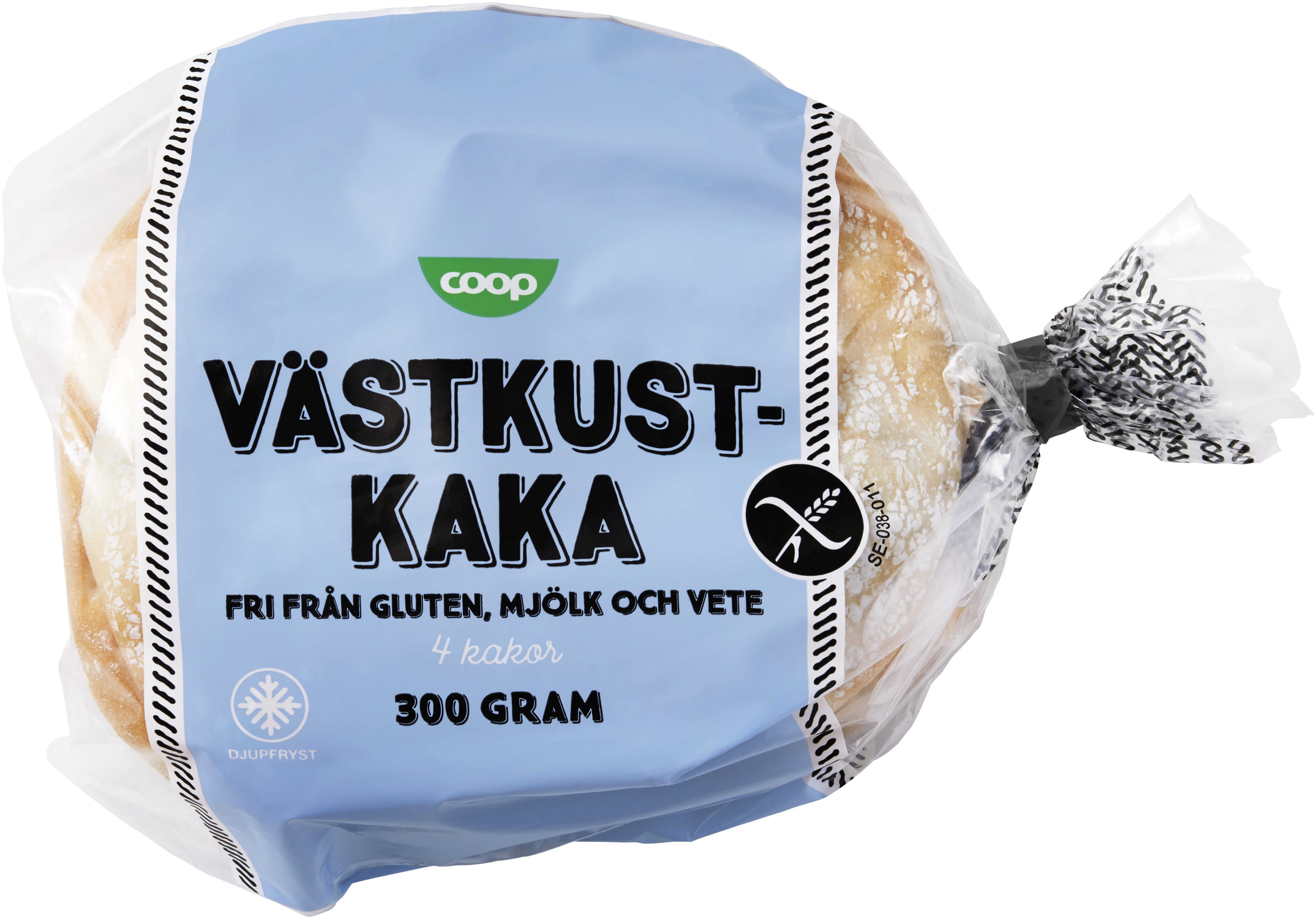 gluten och laktosfritt bröd
