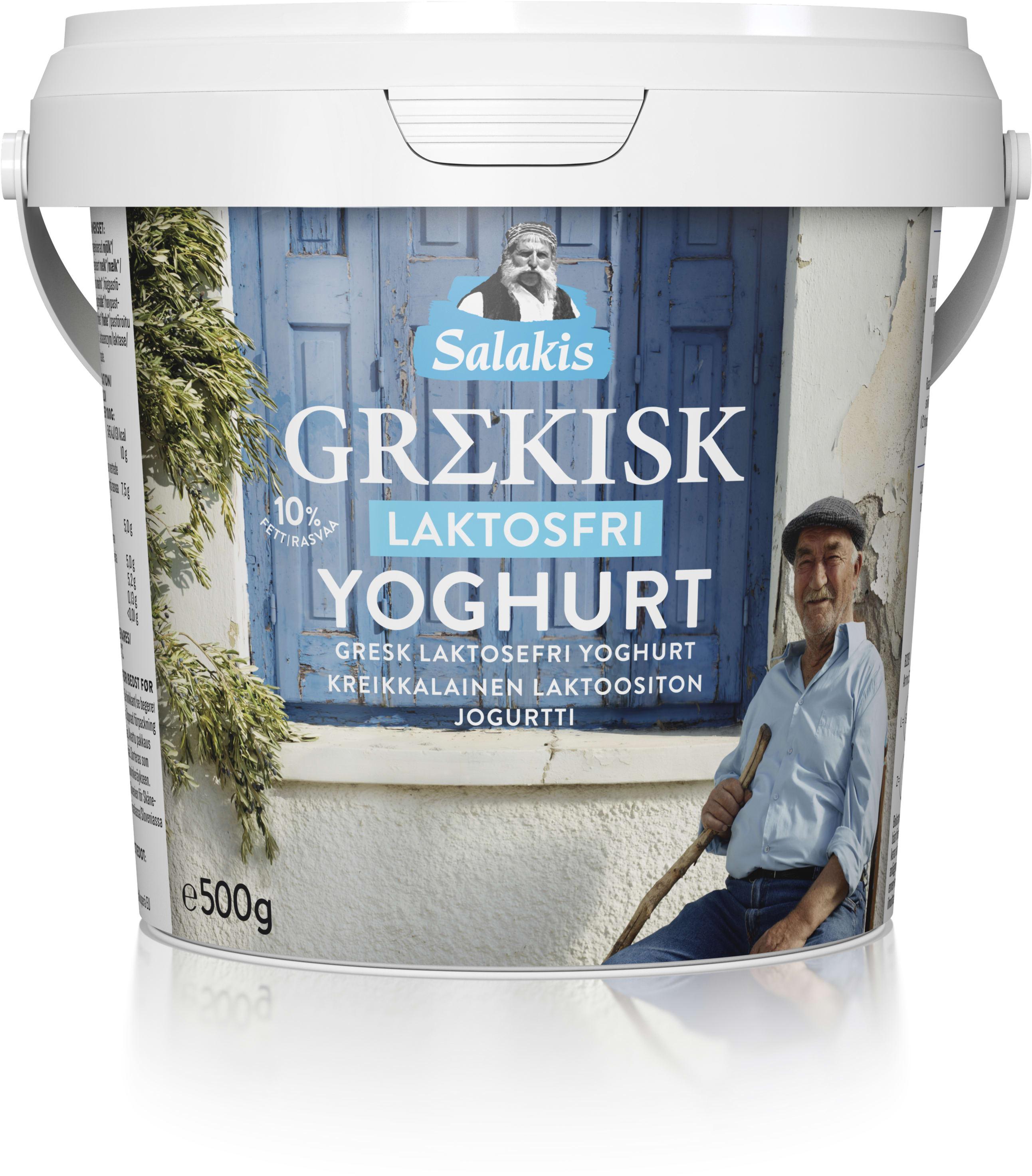 laktos i turkisk yoghurt