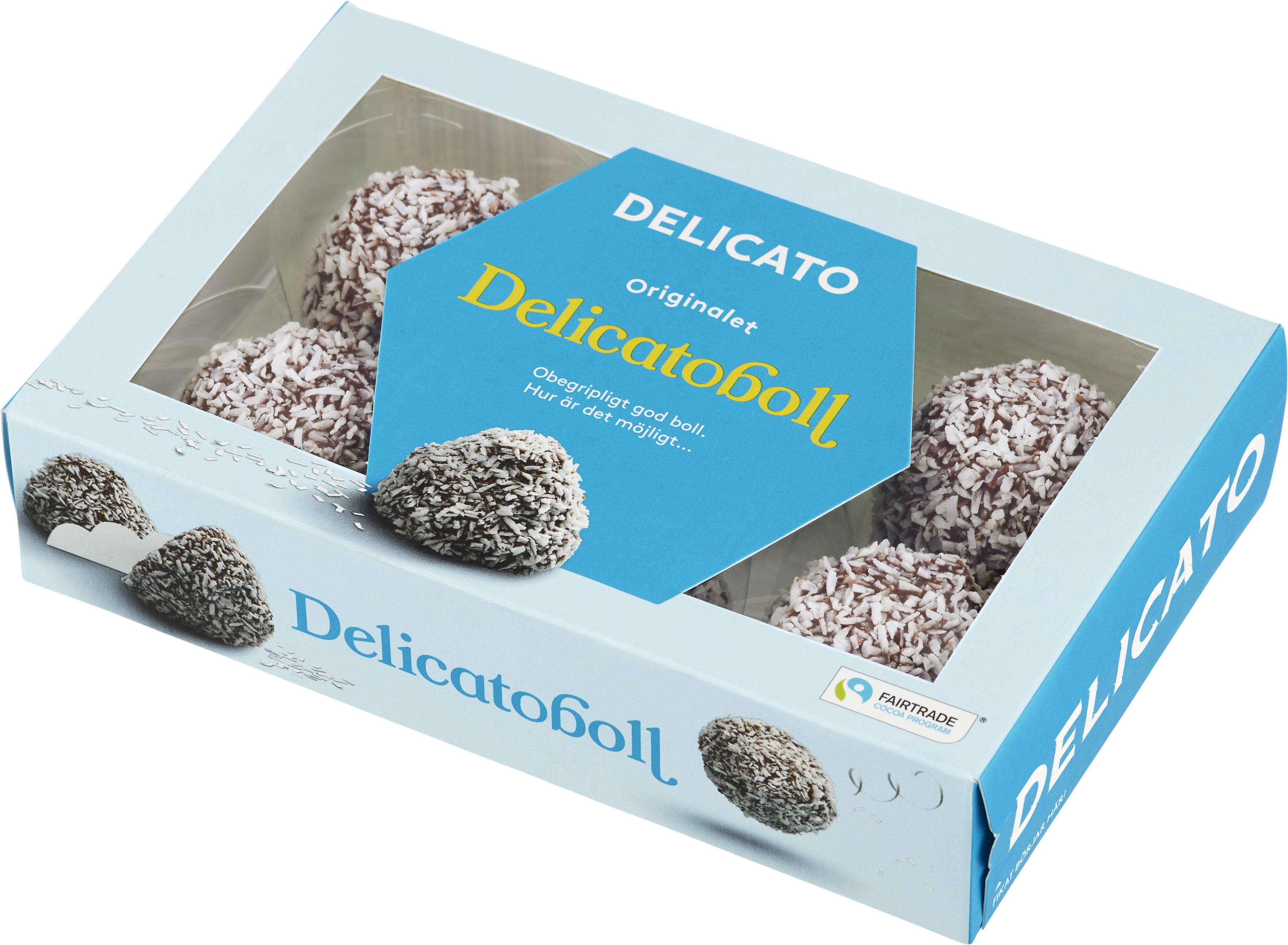 är delicatobollar glutenfria
