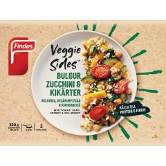 Veggie Sides Bulgur/Zucchini/Kikärtor
