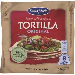 Tortilla Original Medium