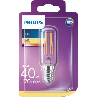 Ledlampa Päron 40W PHILIPS | Coop
