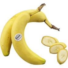 hur mycket väger en banan