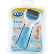 scholl velvet smooth fotbad