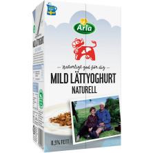 mild lättyoghurt vanilj