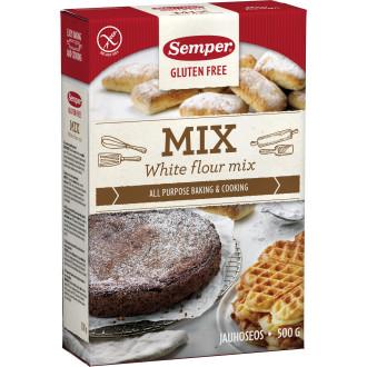 baka med glutenfritt mjöl