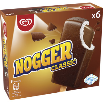 Glass Nogger 6-Pack