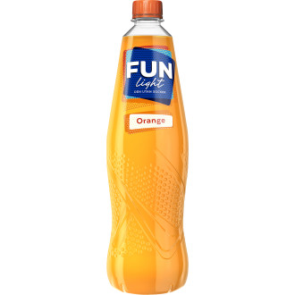 Fun Light Orange