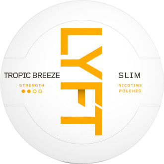 Snus Lyft Slim Tropic Breeze Stock