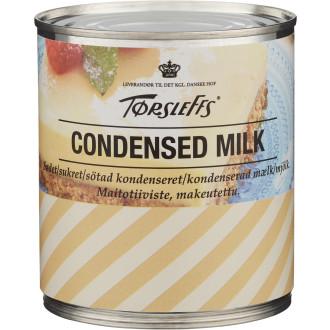 göra egen kondenserad mjölk