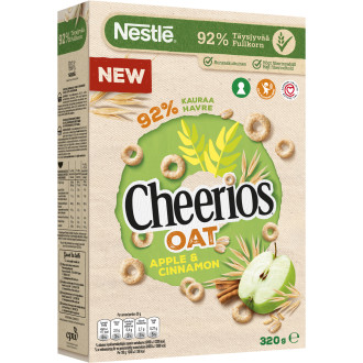 Cheerios Oat Apple &Cinnamon