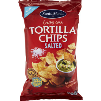 Tortilla Chips Salt