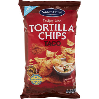 Tortilla Chips Taco