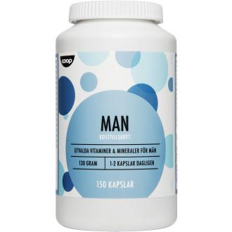 vitaminer man