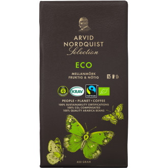 Eco Mellanrost Fairtrade KRAV