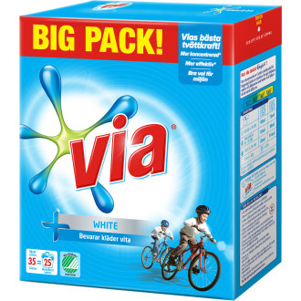 Tvättmedel White Big Pack